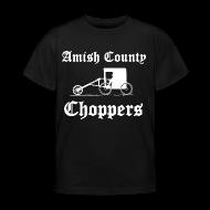 Shirts ~ Kids' T-Shirt ~ Amish County Choppers Kid's T-Shirt