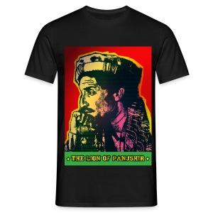 Ahmad Shah Massoud - Men's T-Shirt