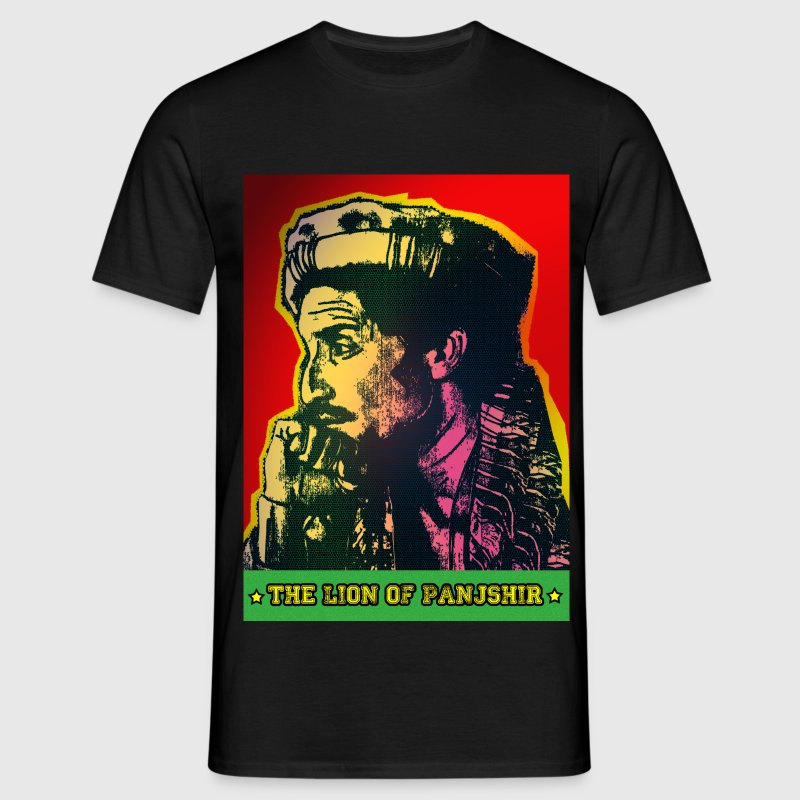 Ahmad Shah Massoud - Men's T-Shirt