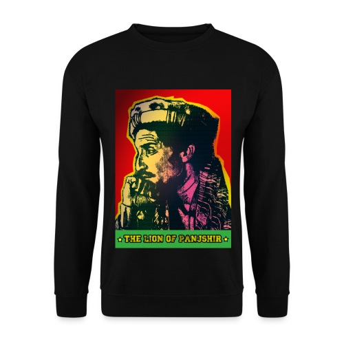 Ahmad Shah Massoud - Men's Sweatshirt