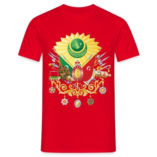 Ottoman Emblem - Mannen T-shirt
