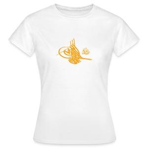 Ottoman Empire Tuğra  - Vrouwen T-shirt