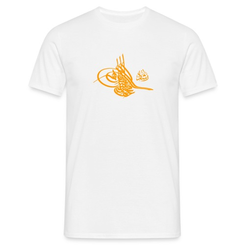 Ottoman Empire Tuğra  - Mannen T-shirt