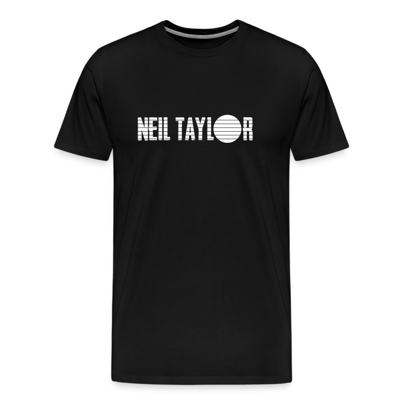 Neil - white - Men's Premium T-Shirt