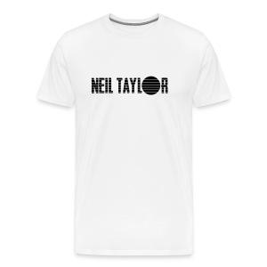 Neil - black - Men's Premium T-Shirt