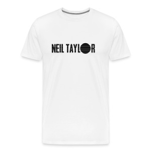 Neil - black - Men's Premium T-Shirt