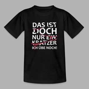 Kratzer-Kindershirt - Kinder T-Shirt