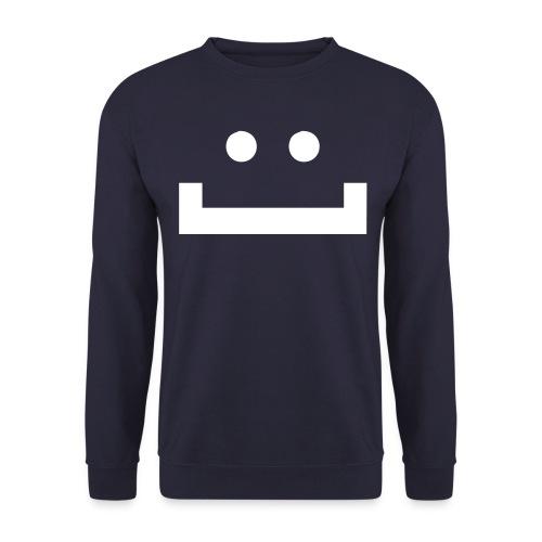 noobysmiley-Pullover! - Männer Pullover
