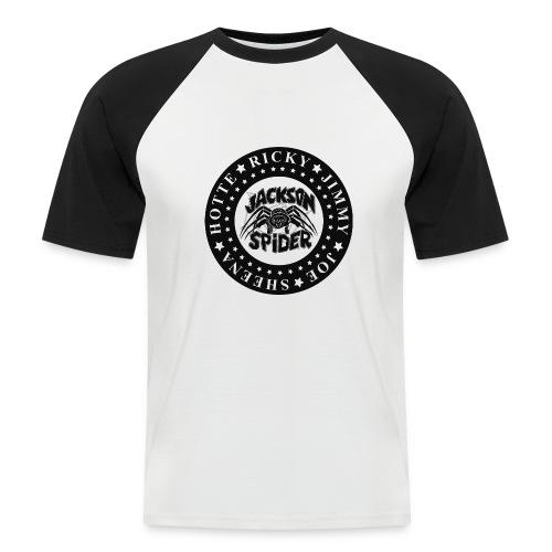jacksonbase - Männer Baseball-T-Shirt