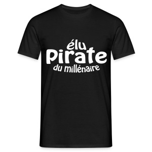 PIRATE du millenaire - T-shirt Homme
