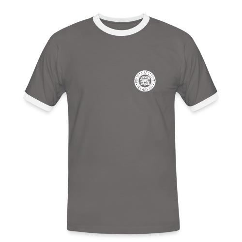 jacksonkontrast - Männer Kontrast-T-Shirt