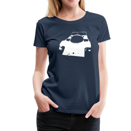 Porsche 956 Ladies - Women's Premium T-Shirt