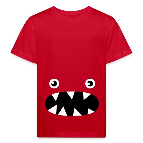 Phillip the little monster - Kids' Organic T-shirt