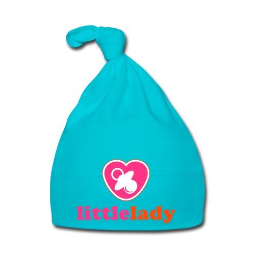 Babymütze mit niedlichen Motiv (littlelady) - Baby Mütze