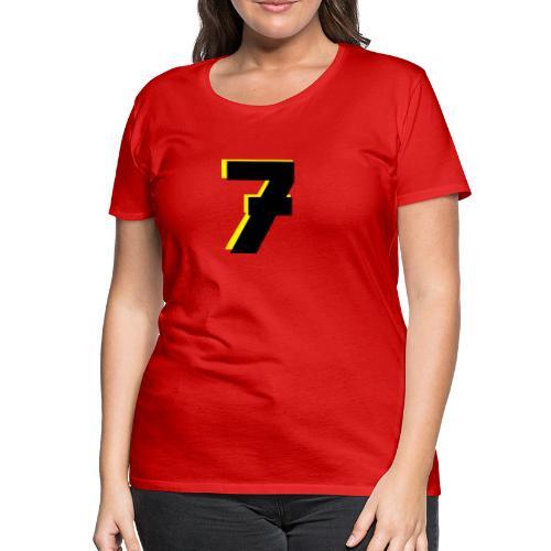 Barry Sheene 7 Ladies - Women's Premium T-Shirt