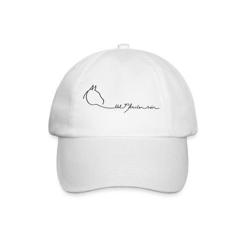 MPS Logoschriftzug - Cap - Baseballkappe