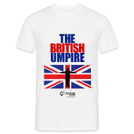British Umpire Men's T-Shirt