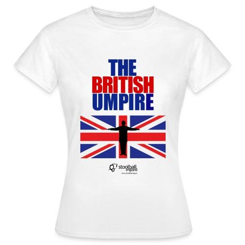 British Umpire Women's T-Shirt - Women's T-Shirt