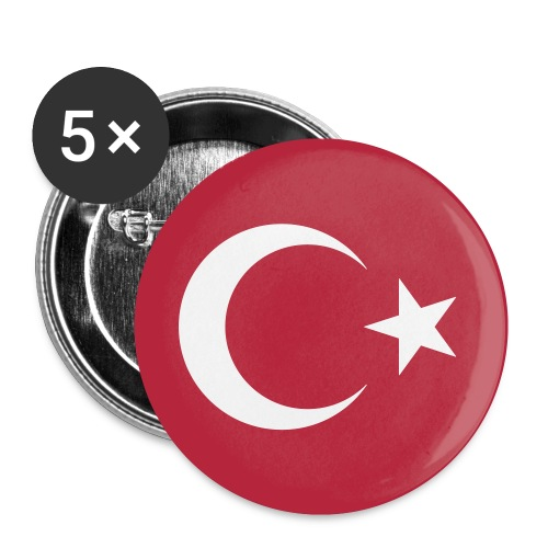 Turkish Buttons - Buttons klein 25 mm (5-pack)