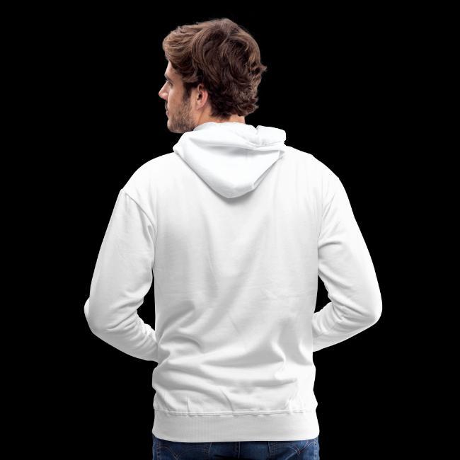Mannen Sweaters met Capuchon (Zwarte Logo)