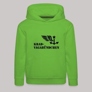 Kinder Kapuzenpulli - Krad-Vagabündchen - Kinder Premium Hoodie