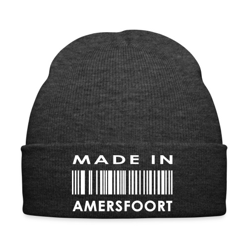 Made in Amersfoort muts - Wintermuts