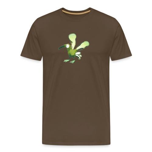 Grünling No.1 - Männer Premium T-Shirt