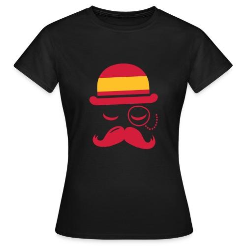 Frauen T-Shirt - Gentleman