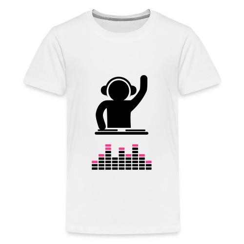 DJ - Teenage Premium T-Shirt
