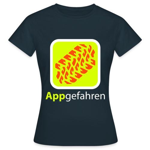 Maglietta da donna - auto,cerchi,divertente,donne,gomme,moto,motori,passione,tuning