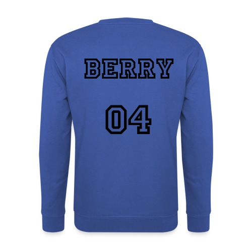 Berry 04 - Mannen sweater