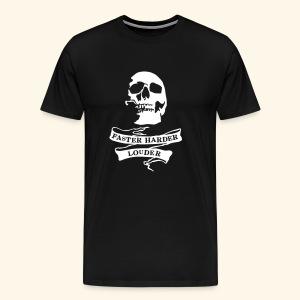 Skull  - Men's Premium T-Shirt