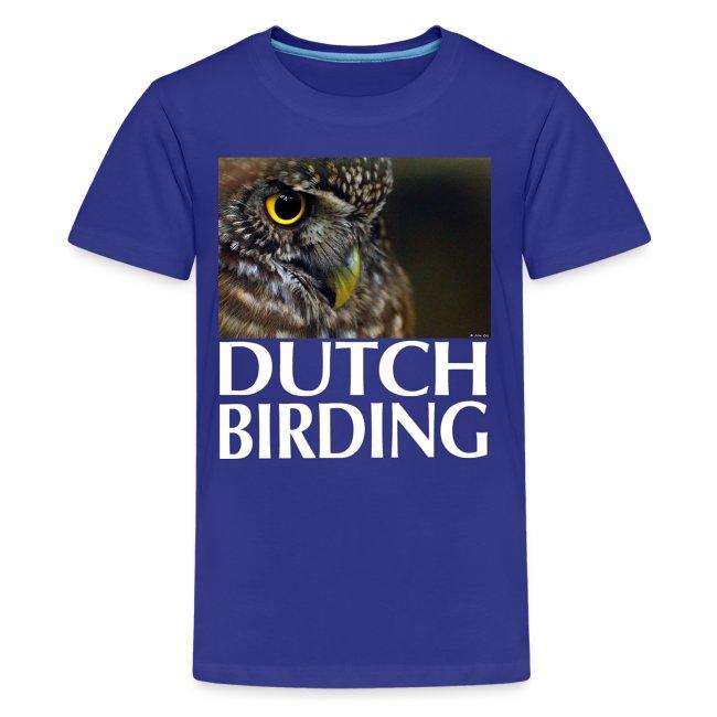 Dwerguil - Teenage premium T-shirt