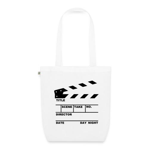 Film ab! ll Taschen l Klassik - Bio-Stoffbeutel
