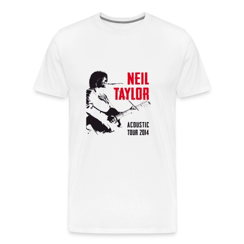 Tour - black/red - Men's Premium T-Shirt