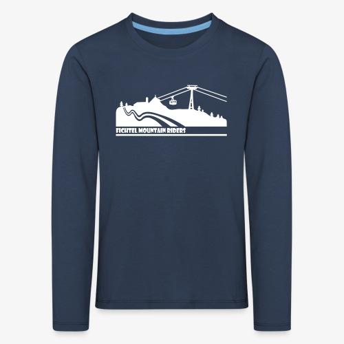 FMR Classic - Kinder Premium Langarmshirt