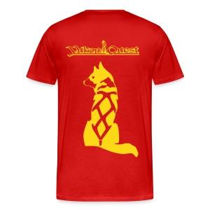 Yukon Quest T Shirt - Männer Premium T-Shirt