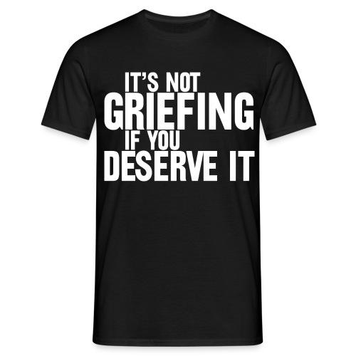 Griefing (Men's) - Men's T-Shirt
