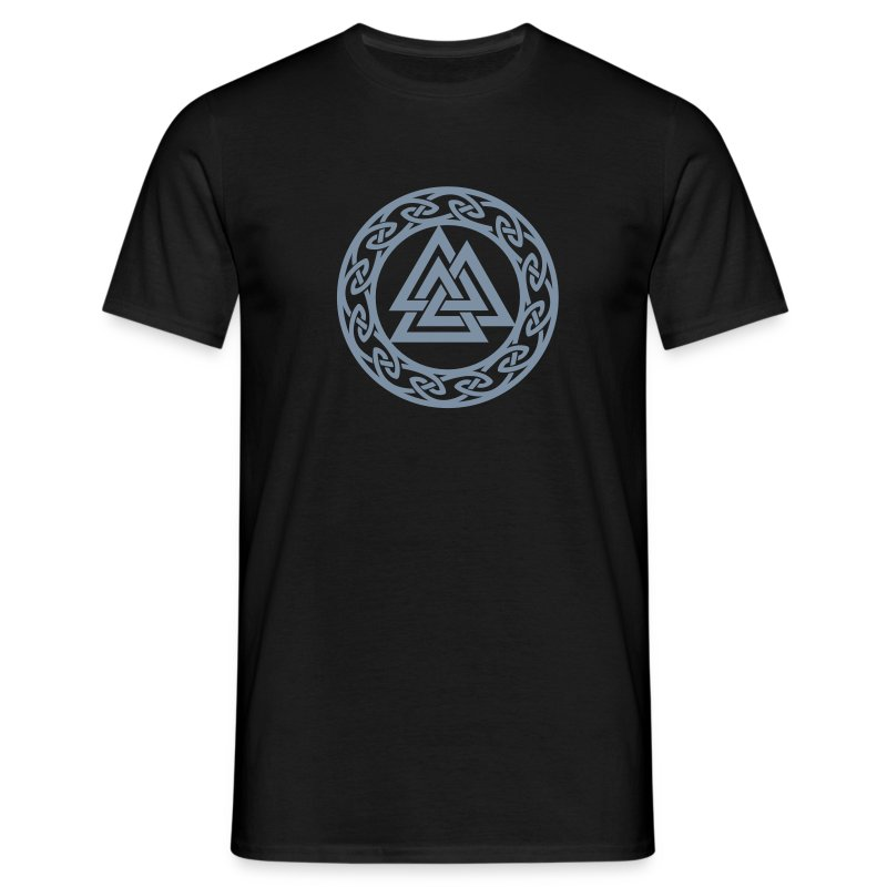 celtic metallic - Männer T-Shirt