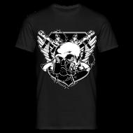 T-Shirts ~ Männer T-Shirt ~ mask