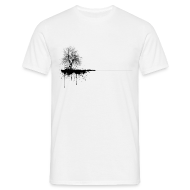 T-Shirts ~ Männer T-Shirt ~ tree
