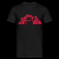 T-Shirts ~ Männer T-Shirt ~ droid horde