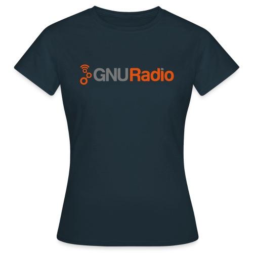 Standard GNU Radio Tee (Women) - Frauen T-Shirt