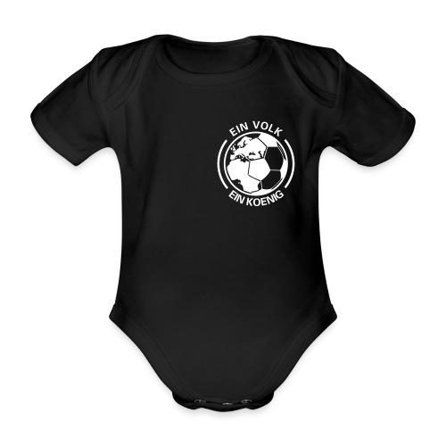 Man kann nicht früh genug anfangen - Baby Bio-Kurzarm-Body