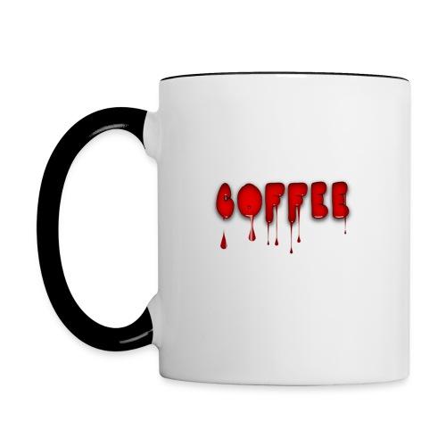 Coffee - Mug contrasté