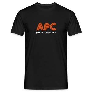 APC Bloop invasion - Men's T-Shirt