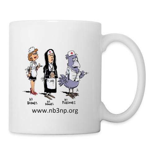 tasse dessin  NB3NP  - Mug blanc