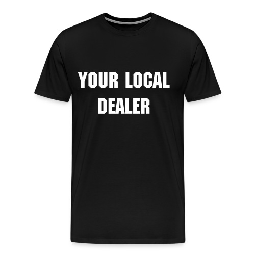 Dealer shirt - Men's Premium T-Shirt