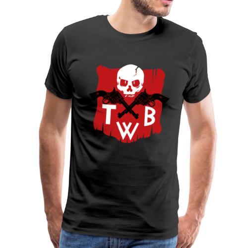TWB - Man Classic - Maglietta Premium da uomo
