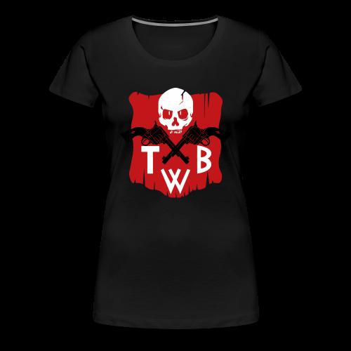TWB - Girl Classic - Maglietta Premium da donna